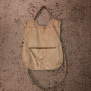 Foley + Corinna Large City Leather Tote